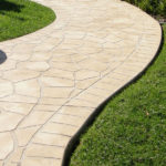 stamped-concrete-pathway